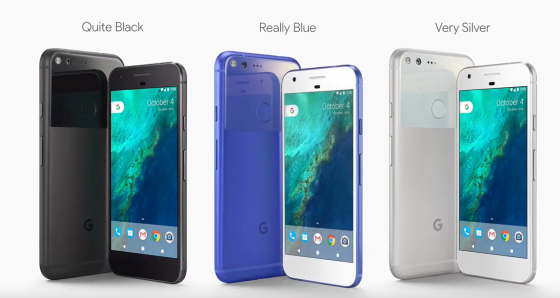 Google iPhone wannabes Pixel and Pixel XL