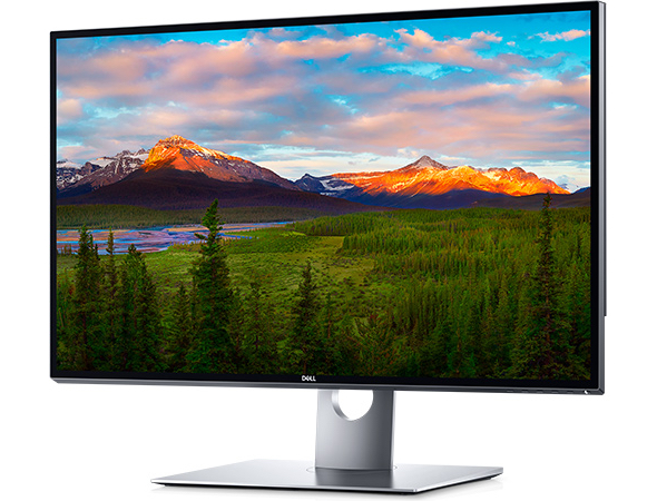 Dell's $4,999 UltraSharp 8K display (UP3218K)