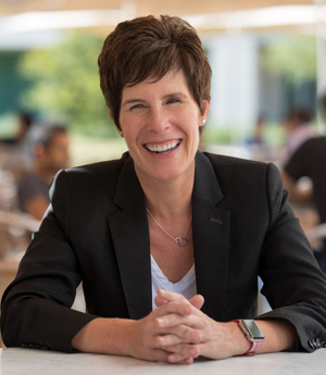 Deirdre O'Brien is Apple's senior vice president of Retail + People