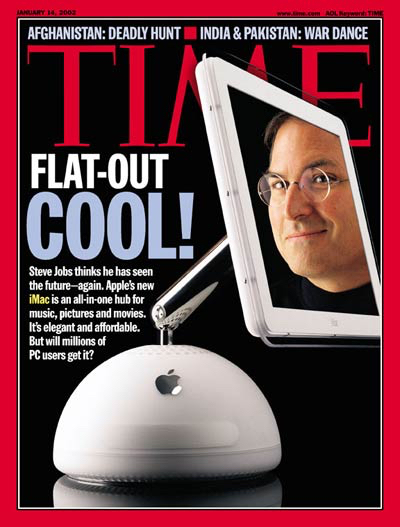 Time Magazine January 14, 2002
