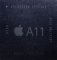 Apple's A11 Bionic chip