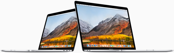 Apple's 2018 13- and 15-inch MacBook Pro with Touch Bar models