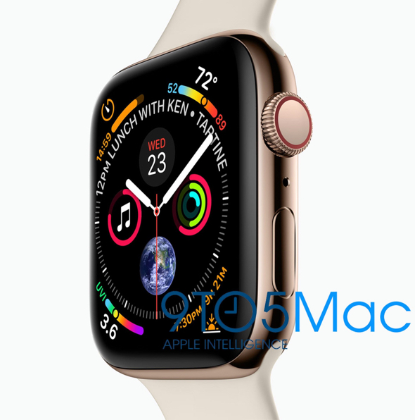Apple Watch Series 4 revealed; massive display, dense watch face, and more