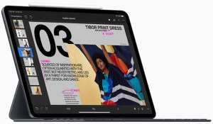 iPad computer