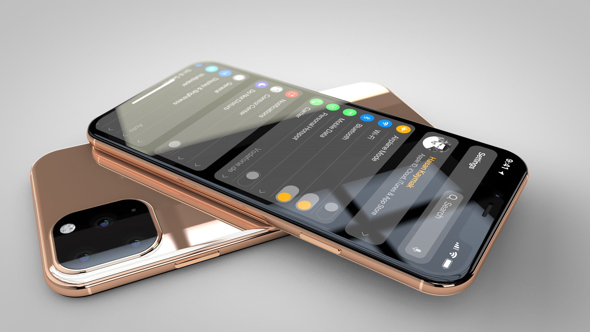 Apple iPhone 11 Max Concept: Designed by DBHK-Hasan Kaymak Innovations in Kassel, Germany