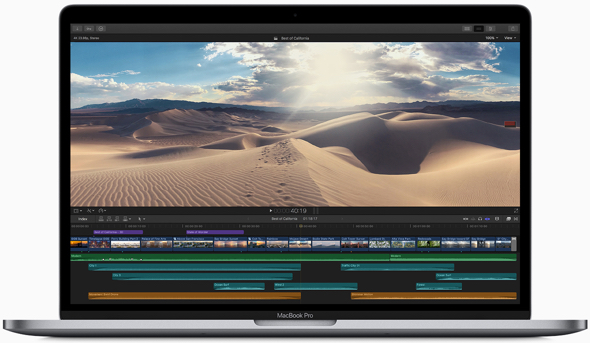 Apple's MacBook Pro