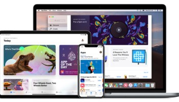 Apple App Store on Apple devices