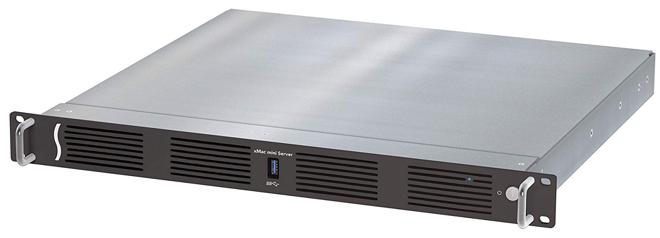 Sonnet announces Thunderbolt 3 to PCIe Expansion System/1U Rackmount Enclosure for Apple Mac mini