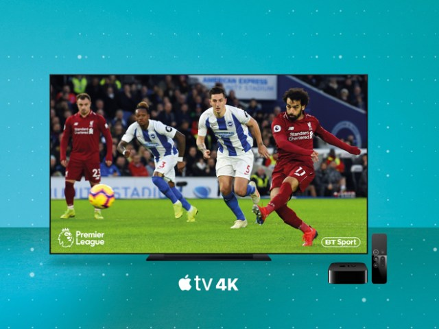 EE unveils new home broadband plans that include Apple TV 4K and Bt Sport