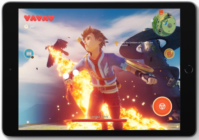 Starting at just $329, Apple's iPad features a stunning 10.2-inch Retina display with nearly 3.5 million pixels for enjoying more than a million iPad apps, including the newest games in Apple Arcade.
