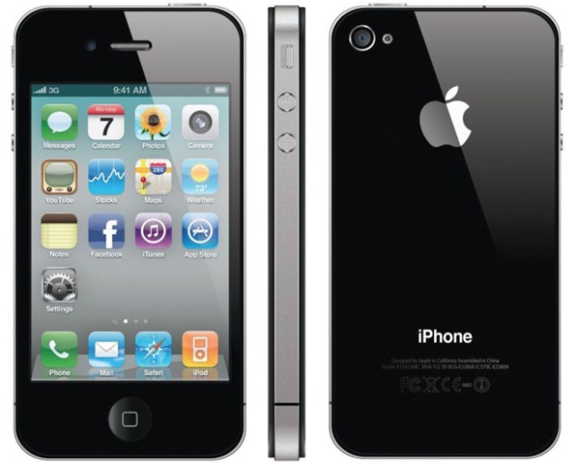 Apple's iconic iPhone 4