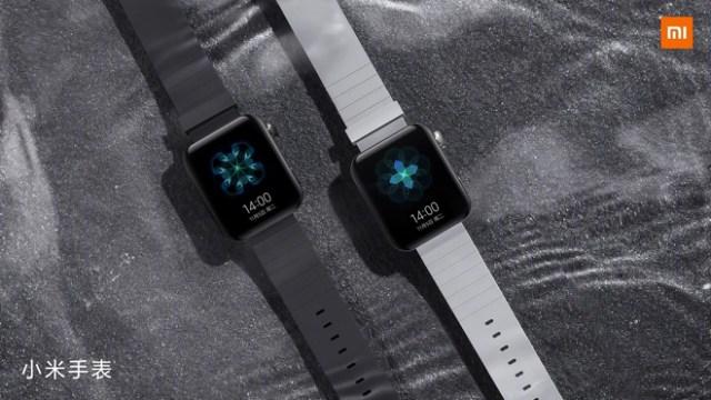 Xiaomi's Apple Watch knockoff