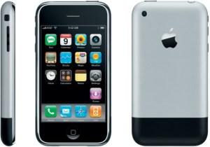 Randall Stephenson retires. Image: Apple's revolutionary iPhone