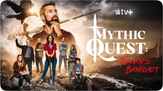 Apple TV+'s 'Mythic Quest' to air quarantine special shot entirely on iPhones
