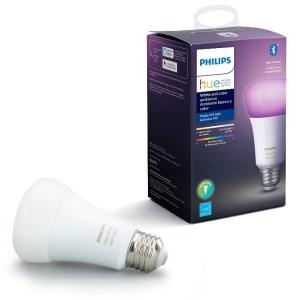 Philips Hue smart bulb hack