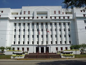 Anti-LGBTQ. Image: Alabama State House