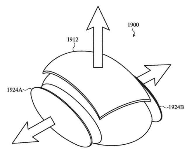 Apple prepping a shape-shifting Magic Mouse?