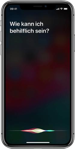 Siri German