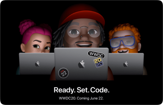 WWDC 2020. For the first time, Apple will host its Worldwide Developers Conference virtually, beginning June 22.