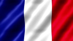 France digital tax. Image: French flag
