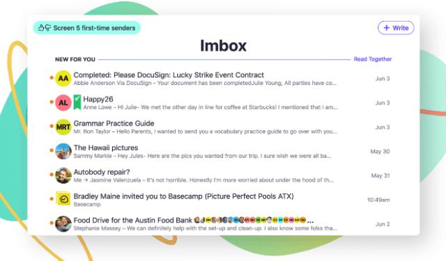 """Hey's """"Imbox"""""""