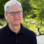 Apple CEO Tim Cook (image: CBS News)