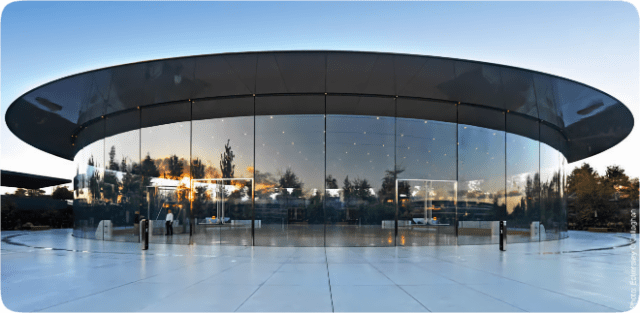Apple's Steve Jobs Theater