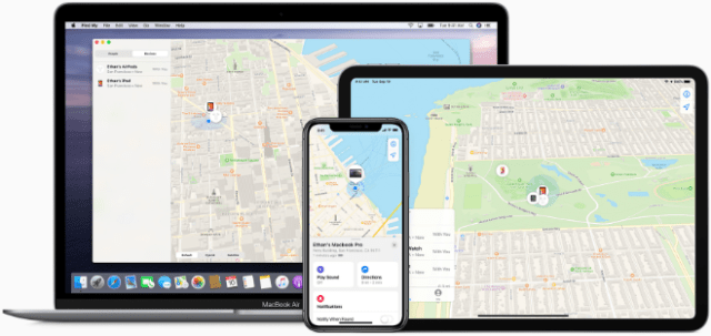 The Find My network will be open to third-party device makers with end-to-end encryption built in.