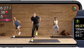 Introducing Apple Fitness+: An exciting new fitness experience powered by Apple Watch.