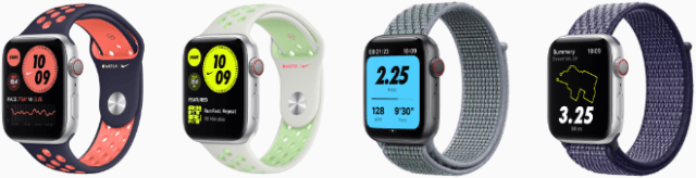 Apple Watch Nike now comes with new colors for the Nike Sport Band and Nike Sport Loop.
