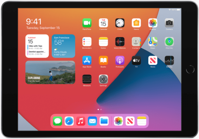 iPadOS 14 brings new compact designs for incoming calls, Siri, and Search, new streamlined sidebars and toolbars, even better note-taking capabilities with Apple Pencil, and more.