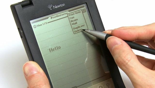 Apple's Newton MessagePad 110