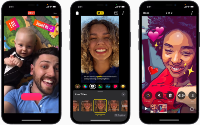 Clips 3.0 makes it easier than ever for anyone to pick up an iPhone or iPad and start creating fun, multiclip videos.