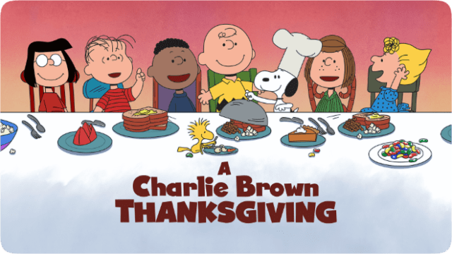 Apple TV+ and PBS team up for special broadcasts of 'A Charlie Brown Thanksgiving' and 'A Charlie Brown Christmas'