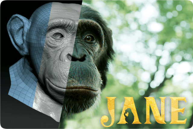 """Jane"" is a new mission-driven series for kids and families from Emmy Award winner J.J. Johnson, Sinking Ship Entertainment and the Jane Goodall Institute."