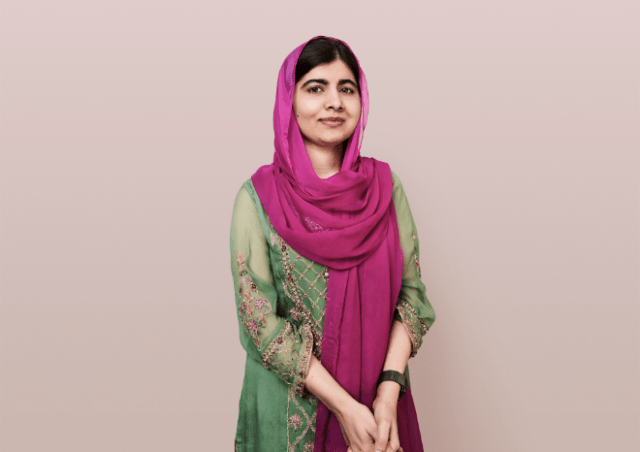 Apple's multiyear programming partnership with Malala Yousafzai will span dramas, comedies, documentaries, animation, and children's series on Apple TV+.