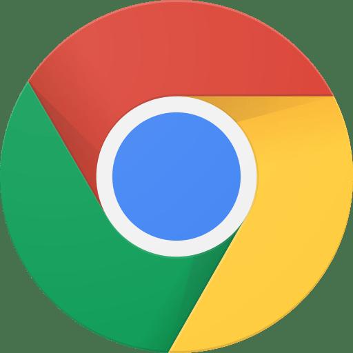 Google's Chrome browser icon