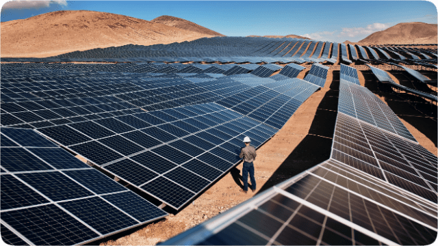 Apple's $4.7 billion Green Bond investment is helping to create 1.2 gigawatts of clean power. The newly completed Turquoise solar farm in Nevada delivers 50 megawatts of renewable power to Apple, and is the company's fourth solar project in the state.