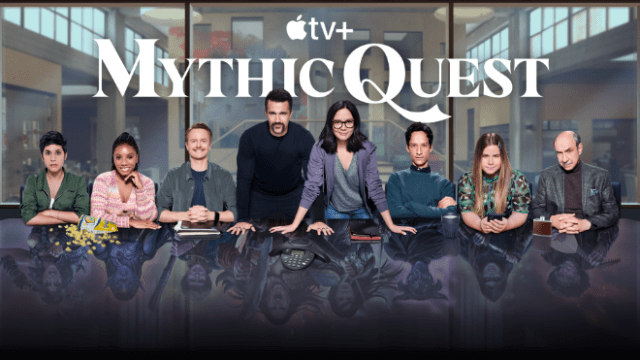 Special episode of 'Mythic Quest' debuts April 16th on Apple TV+