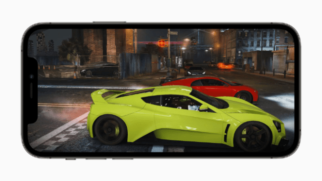 Developers can take advantage of the latest APIs for improved gaming performance on iPhone, iPad, and Mac.