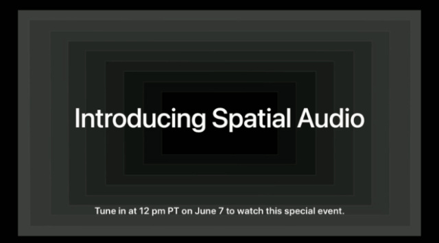 Apple Music to hold 'Special Event' today, immediately after WWDC keynote address
