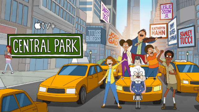 """The second season of """"Central Park"""" will debut globally Friday, June 25, exclusively on Apple TV+."""