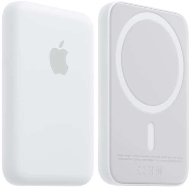 Apple's $99 MagSafe battery pack for the iPhone 12 family