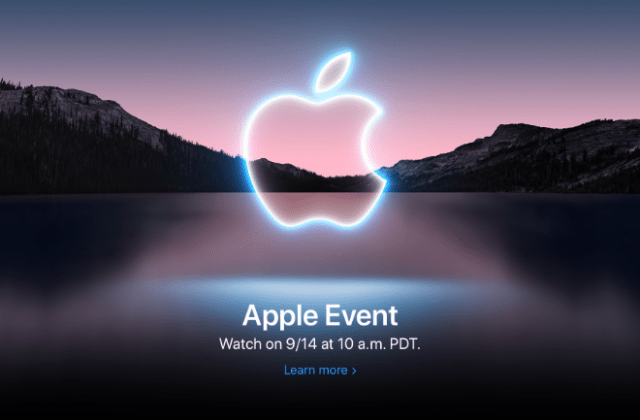 What to expect from Apple's Sept. 14th 'California Streaming' event