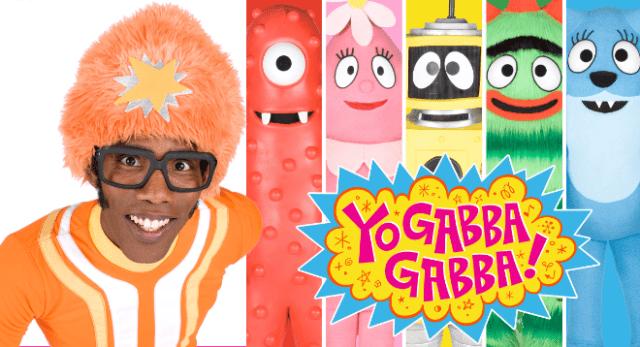 Apple TV+ acquires 'Yo Gabba Gabba!' classic series; brand-new original episodes coming