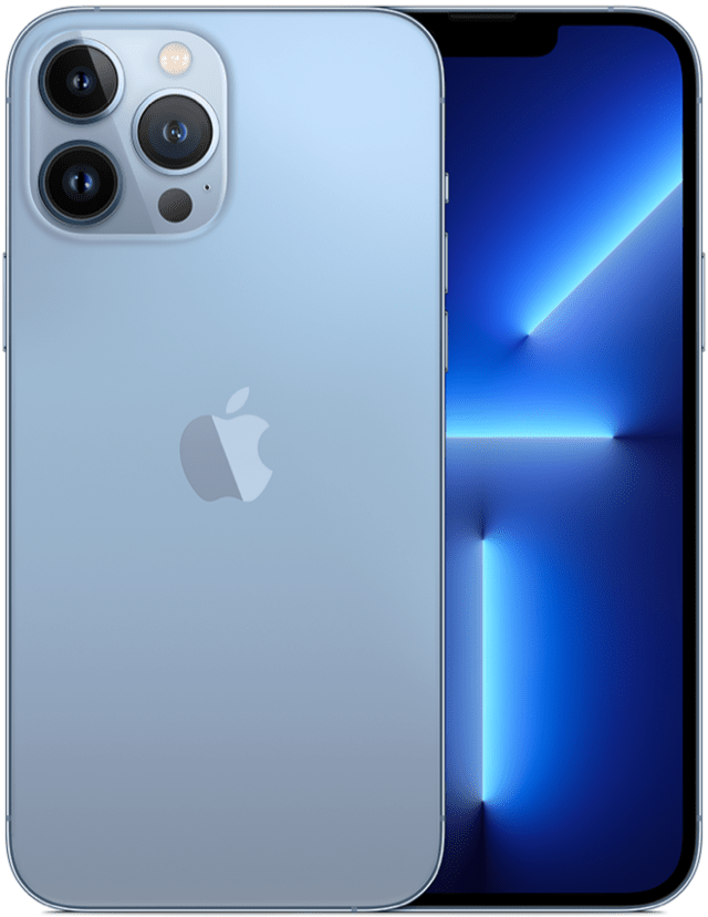 Apple's flagship 6.7-inch iPhone 13 Pro Max