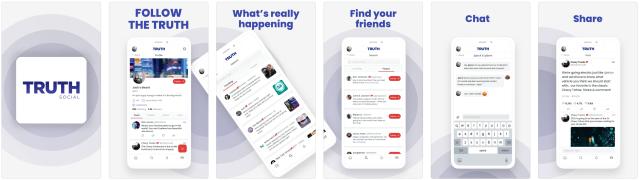Former U.S. President Trump to launch new social media platform 'TRUTH Social'