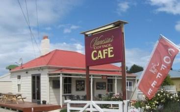 Vanessa's Cafe Hampden