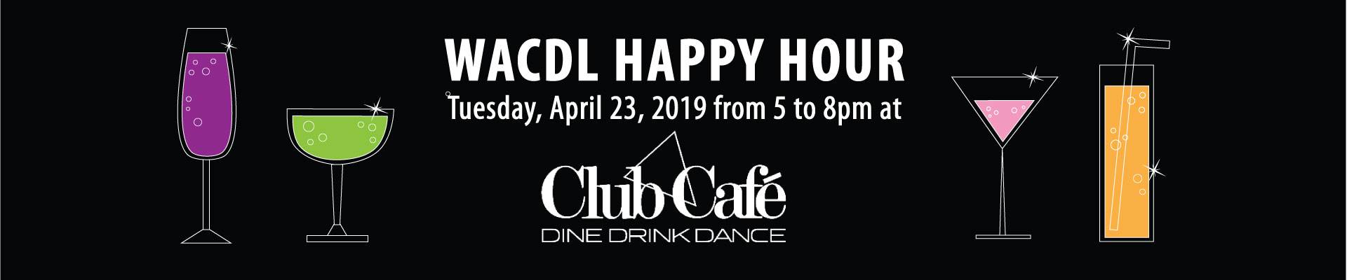 WACDL Happy Hour