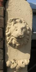 Qld Terrace Lion Head i